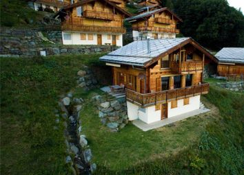 Thumbnail 3 bed chalet for sale in Family Chalet, Les Masses, Heremence, Valais, Valais, Switzerland
