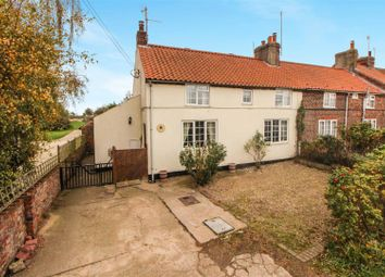 Thumbnail 3 bed end terrace house for sale in Westfield Cottages, Little Kelk, Driffield
