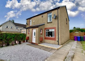 Thumbnail 2 bed semi-detached house for sale in 11 Denholm Way, Beith