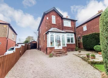Thumbnail 3 bed detached house for sale in Broomfallen Road, Scotby, Carlisle