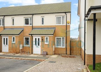 Thumbnail 2 bed end terrace house for sale in Buttercup Road, Derriford, Plymouth, Devon