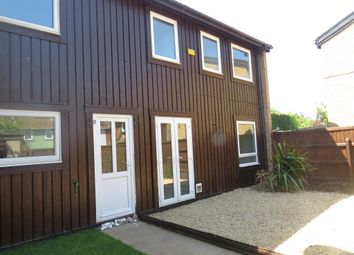Thumbnail 4 bed semi-detached house for sale in Brudenell, Orton Goldhay, Peterborough