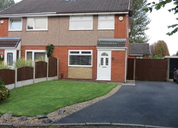 Thumbnail 3 bed semi-detached house for sale in Quakerfields, Westhoughton