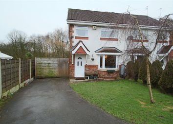 Thumbnail 3 bed semi-detached house for sale in Wickentree Holt, Norden, Rochdale, Greater Manchester