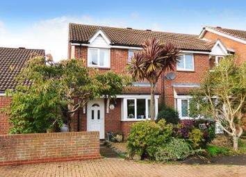 Thumbnail 3 bedroom end terrace house for sale in Biscay Close, Littlehampton