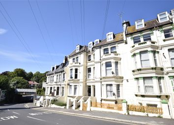 Thumbnail 1 bed flat to rent in Flat Cornwallis Terrace, Hastings, East Sussex