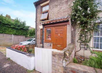 Thumbnail 2 bed end terrace house for sale in Station Road, Thetford
