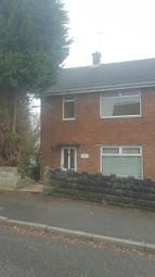 Thumbnail 2 bedroom semi-detached house to rent in Llwyn Derw, Fforestfach, Swansea