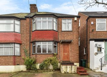 Thumbnail 3 bed semi-detached house to rent in Grasvenor Avenue, Barnet