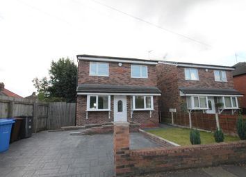 Thumbnail 4 bedroom detached house to rent in Gore Crescent, Salford