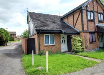Thumbnail 1 bed semi-detached house for sale in Ratby Close, Lower Earley, Reading, Berkshire
