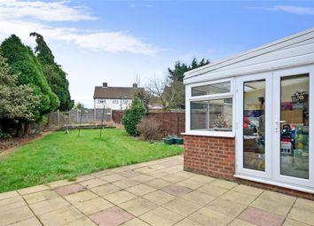 Thumbnail 3 bed semi-detached house for sale in Cox Lane, Chessington, Surrey