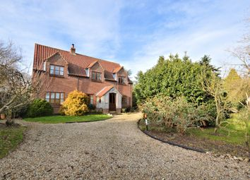 Thumbnail 4 bed detached house to rent in Bircham Road, Stanhoe, King's Lynn