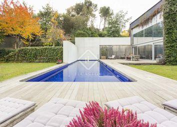 Thumbnail 3 bed villa for sale in Spain, Barcelona, Sant Cugat, Bcn3880