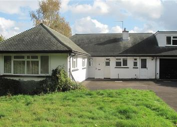 Thumbnail 4 bed bungalow to rent in Whitehall Drive, Ifield, Crawley