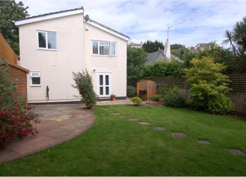 Thumbnail 5 bed detached house for sale in Thurlow Road, Torquay