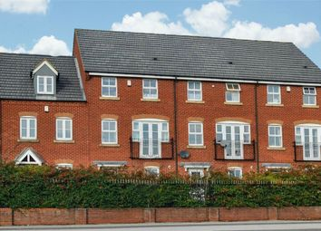 Thumbnail 4 bed town house for sale in Spindle Court, Mansfield, Nottinghamshire