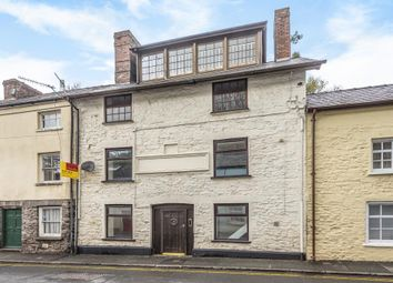 Thumbnail 5 bed terraced house for sale in Brecon, Powys LD3,