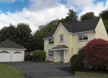 Thumbnail 4 bed detached house for sale in Ffordd Y Briallu, Abergwili, Carmarthen