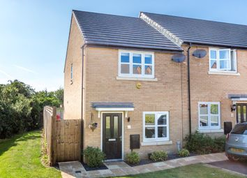 Thumbnail 2 bed end terrace house for sale in Blackberry Close, Higham Ferrers, Rushden