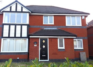 Thumbnail 6 bed detached house for sale in Spelding Drive, Standish Lower Ground, Wigan