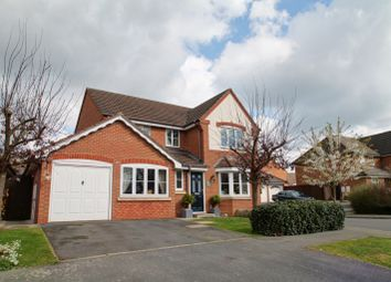 Thumbnail 4 bedroom detached house for sale in Rayneham Road, Ilkeston