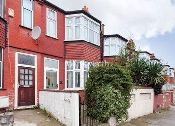 Thumbnail 4 bedroom terraced house to rent in Warwick Gardens, Harringay