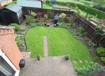Thumbnail 3 bed detached house for sale in Rectory Road, Wyverstone, Stowmarket