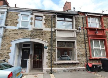 Thumbnail 2 bed terraced house for sale in Railway Street, Llanhilleth, Abertillery