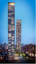 Thumbnail 1 bed flat for sale in Marsh Wall, Canary Wharf / London