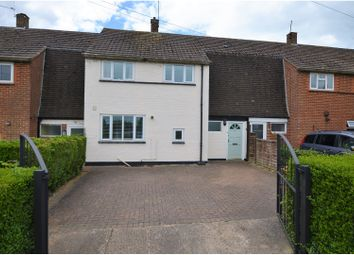 Thumbnail 3 bedroom terraced house for sale in Berrywood Road, Northampton