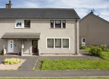 Thumbnail 3 bed semi-detached house for sale in Barony Park, Alyth, Blairgowrie