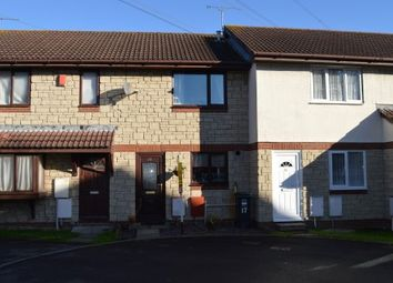 Thumbnail 2 bed terraced house for sale in Methwyn Close, Locking Castle, Weston-Super-Mare