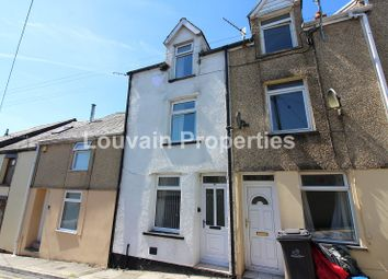 Thumbnail 3 bed terraced house for sale in Lower Salisbury Street, Tredegar, Blaenau Gwent.