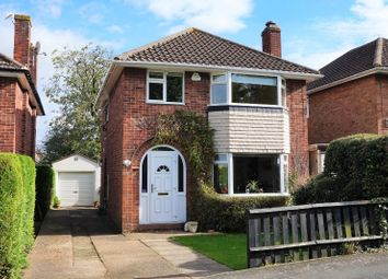 Thumbnail 3 bedroom detached house for sale in Waverley Court, Melton Mowbray