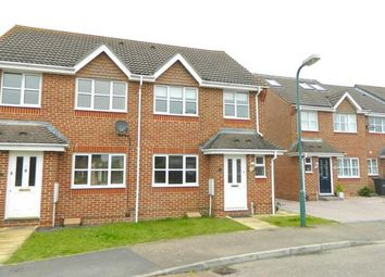 Thumbnail 3 bed semi-detached house to rent in Bodkins Close, Maidstone