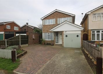 Thumbnail 3 bed detached house for sale in Farm Road, Canvey Island, Essex