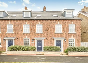 Thumbnail 4 bedroom town house for sale in Walford Grove, Kempston, Bedford