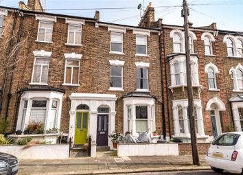 Thumbnail 4 bed terraced house for sale in Hawksley Road, London
