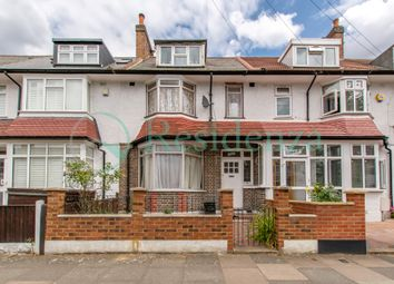 Thumbnail 4 bed terraced house to rent in Hebdon Road, Tooting Broadway