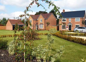 "Thumbnail 4 bedroom detached house for sale in ""Plot 22 - Thornford"" at Weston Road, Honeybourne, Evesham"