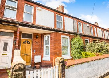 Thumbnail 3 bed terraced house for sale in Trinity Road, Hoylake, Wirral