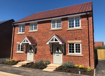 Thumbnail 3 bed semi-detached house for sale in Knight Road, Wells, Somerset