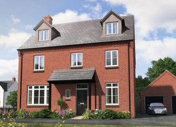 Thumbnail 5 bed property for sale in Heyford Park, Camp Road, Upper Heyford, Bicester