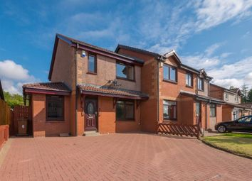 Thumbnail 4 bed detached house to rent in Waukglen Crescent, Glasgow
