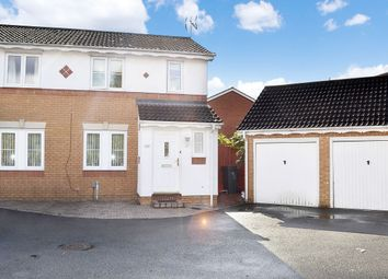 3 bed semi-detached house for sale in Challinor, Church Langley, Harlow CM17