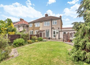 Thumbnail 3 bed semi-detached house for sale in Seaforth Avenue, New Malden