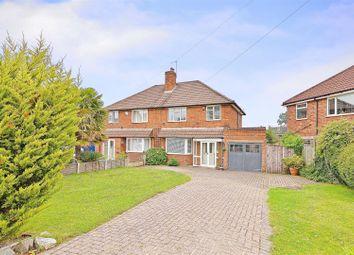 Thumbnail 3 bed semi-detached house for sale in Hollie Lucas Road, Kings Heath, Birmingham