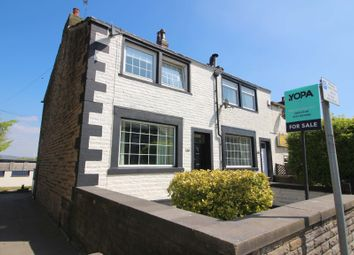 Thumbnail 2 bed end terrace house for sale in Rochdale Road, Firgrove, Rochdale
