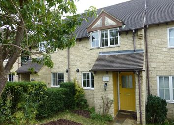 Thumbnail 2 bed terraced house to rent in Hawk Close, Chalford, Stroud, Gloucestershire